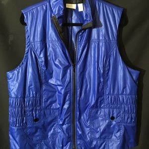 Chico's Zenergy Size 3= 16/18 royal vest